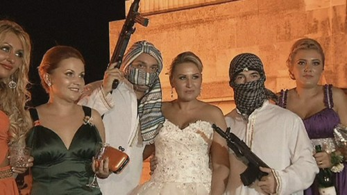 Kidnapping of Brides in Romania