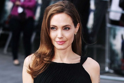 Angelina Jolie-highest paid actress