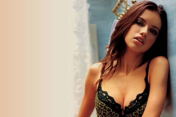 Brazilian Beauty Adriana Lima