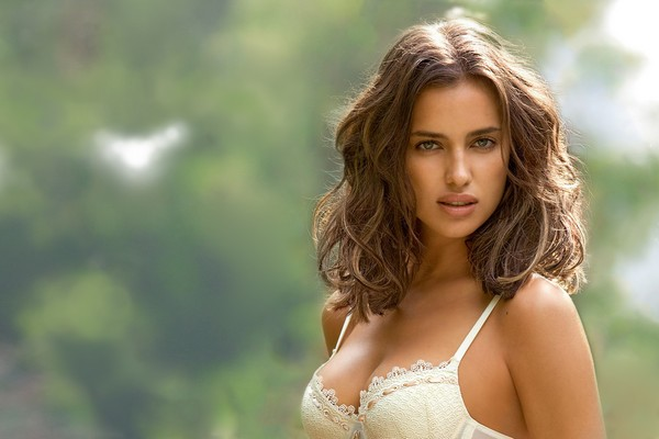 Hottest Russian Girl Irina Shayk