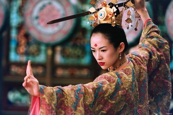 Zhang Ziyi Flying Daggers