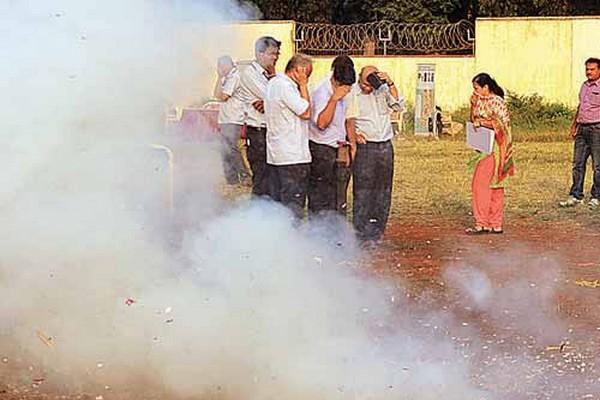 Mumbai Air for One Day During Diwali