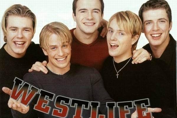 West Life Iconic Boy Bands