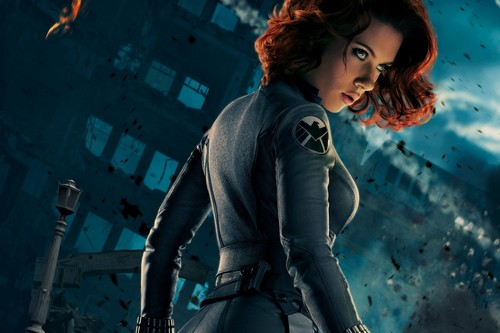 Black Widow SuperHeroine Movies