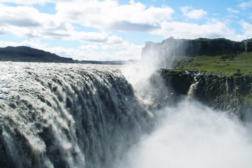 Most Breathtaking Waterfalls Dettifoss