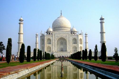 Agra-Taj Mahal World Heritage Site