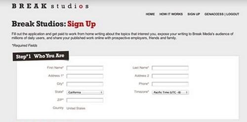 Break Studios Content Marketing Platforms
