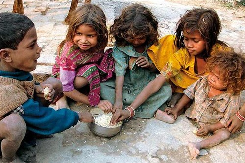 Eradicating Absolute Poverty