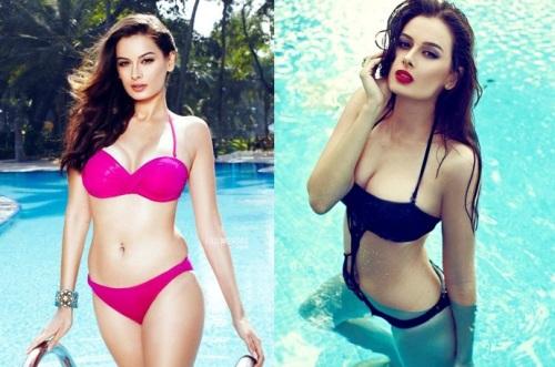 Evelyn Sharma - Bollywood Actresses in Bikini.