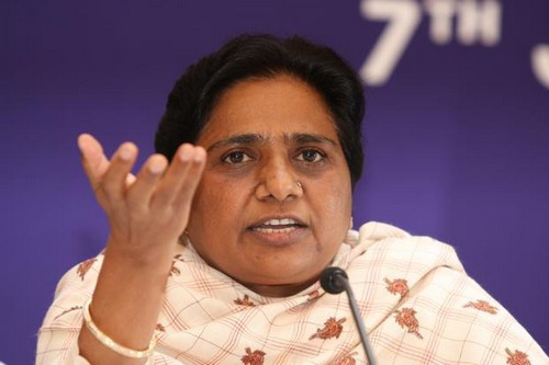 Indian Politicians Loved by the Media Mayawati