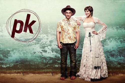 Pk- Aamir Khan Flicks