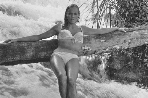 Ursula Andress Bond Girls