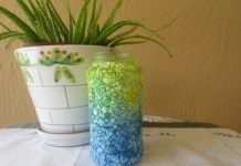 Home Decors Using Ordinary Household Items