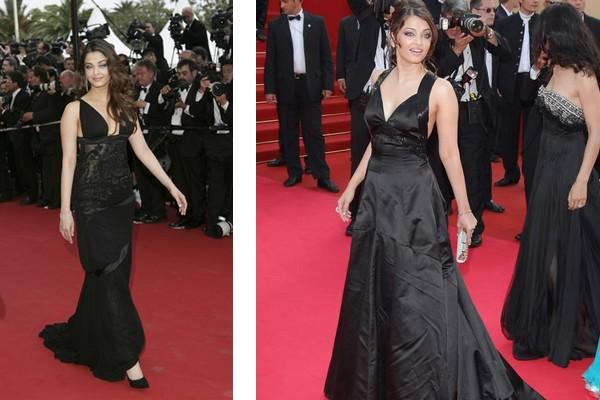 Aishwarya in 2007 Cannes