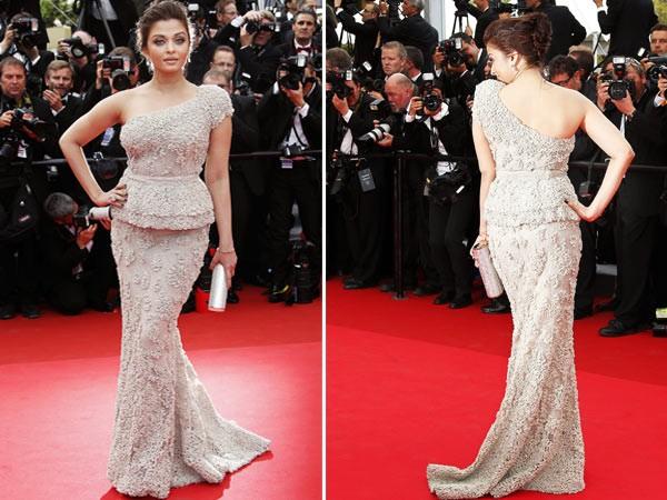 Aishwarya in 2011 Cannes