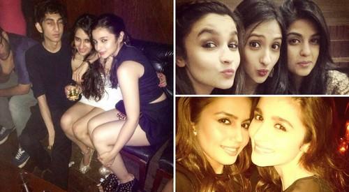 Alia Bhatt Hottest Party Animals In Bollywood