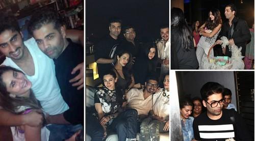 Hottest Party Animals In Bollywood Karan Johar