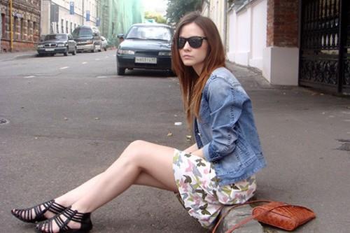 Cute Girl Confidence