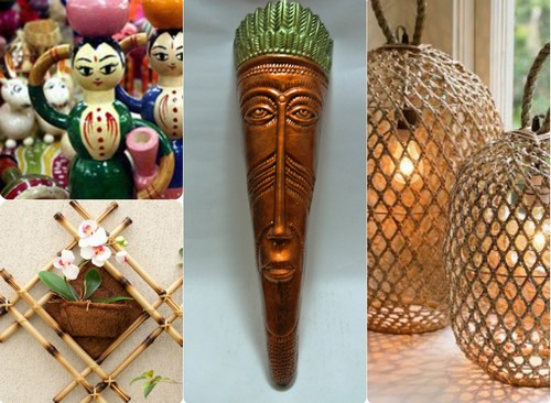 Handicrafts Makeover For Your Room