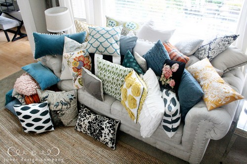 Pillows Makeover For Your Room