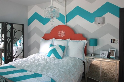 Printed wall Makeover For Your Room