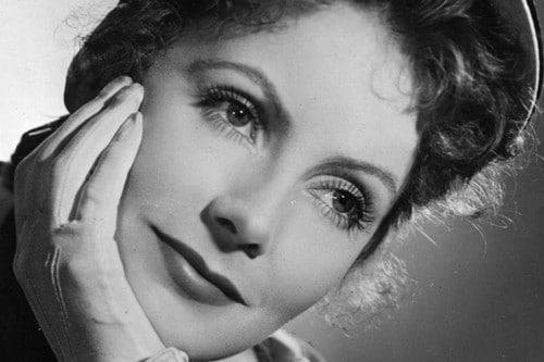 Greta Garbo Most Iconic Film Stars