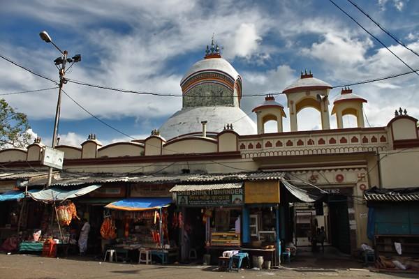Kalighat Temple India