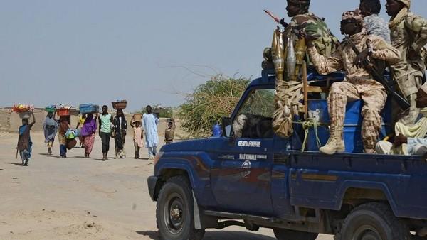 Fighting Boko Haram in Chad