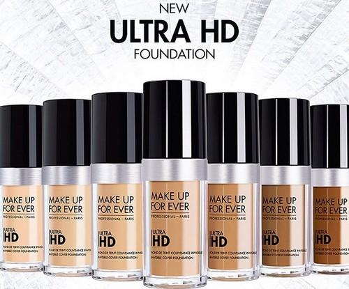 HD Invisible Cover foundation
