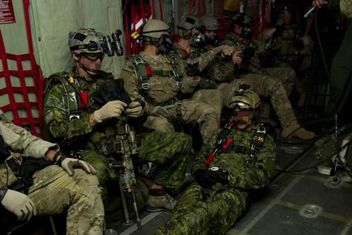 JTF2- Canada