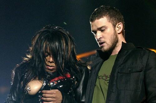 Janet Jackson At The Super Bowl