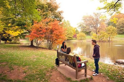 Passion Puddle, Rutgers University