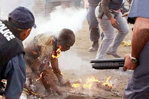 South Africa Dangerous Country