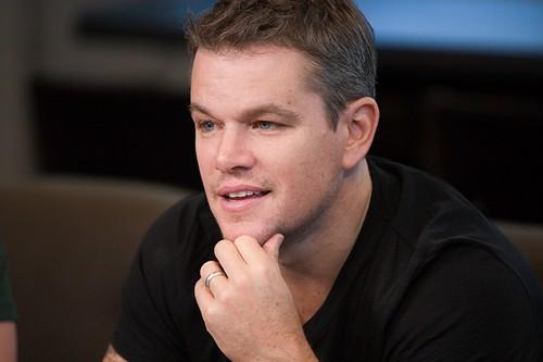 Most Trustworthy Celebrities Matt Damon