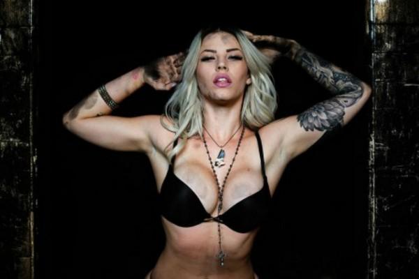 Ashley Michelle Most Sexy Alternative Beauty Models