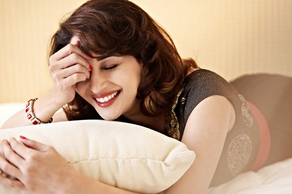 Beautiful Asian Actress Madhuri Dixit