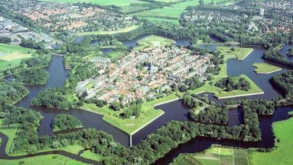 Fort Bourtange Village - Germany