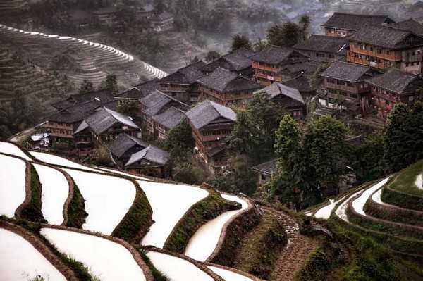 Hidden Mountain Village - China
