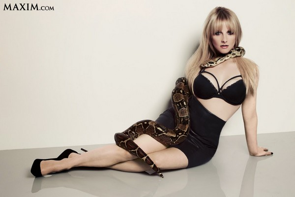 Melissa Rauch Sexiest TV Series Actresses