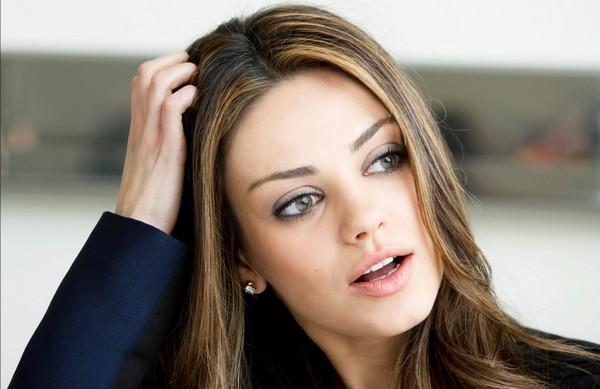 Mila Kunis Best Hairstyles