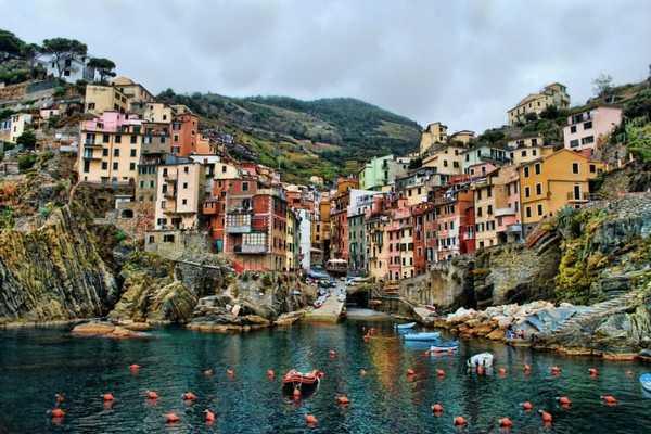 Riomaggiore Village - Italy
