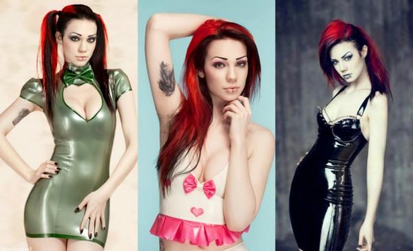 Starfucked Most Sexy Alternative Beauty Models
