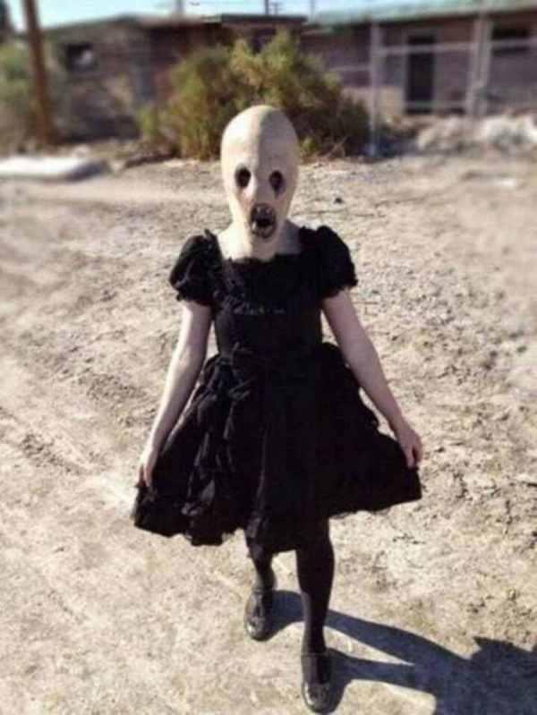 Disturbing Online Photos
