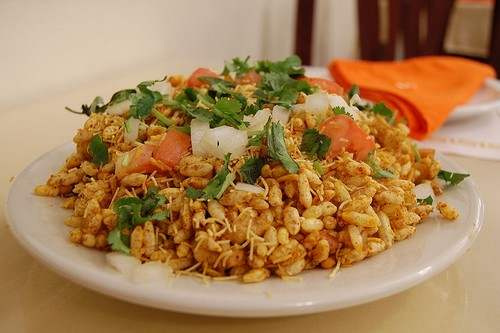 Indian cuisine Chaat Bhelpuri