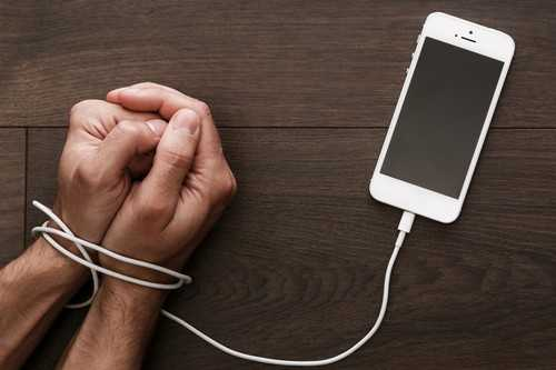 How to Stop Technology Addiction