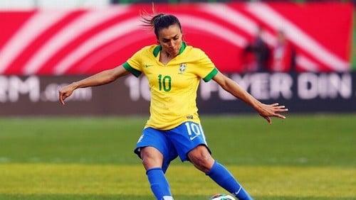 Brazilian Marta Vieira Da Silva