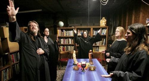 Witch School in Salem, Massachusetts