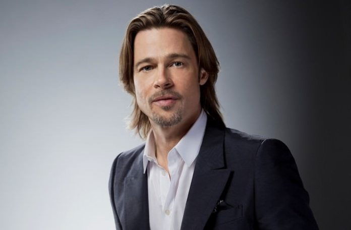 Brad Pitt Most Handsome Man-2018