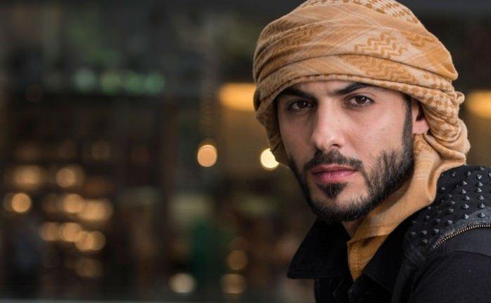 Omar Borkan Al Gala Most Handsome Man-2018