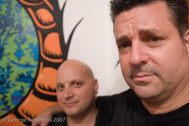 Mark Dean Veca at Jonathan LeVine